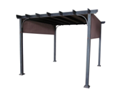 Replacement parts for Garden Pergola w/sling 912673