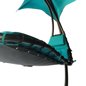 Steel Hanging Lounger Chair