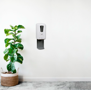 Touch-Free Wall Mount Hand Sanitizer Dispenser