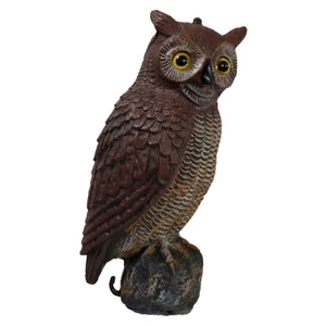 Garden Owl Decoy