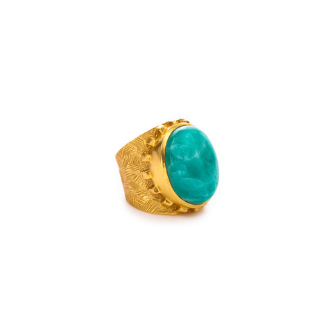 Botticelli Cocktail Ring