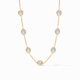 Chalcedony Blue, perfect pairings, light layers
