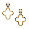 Julie Vos - Caspian Statement Earring, Pearl
