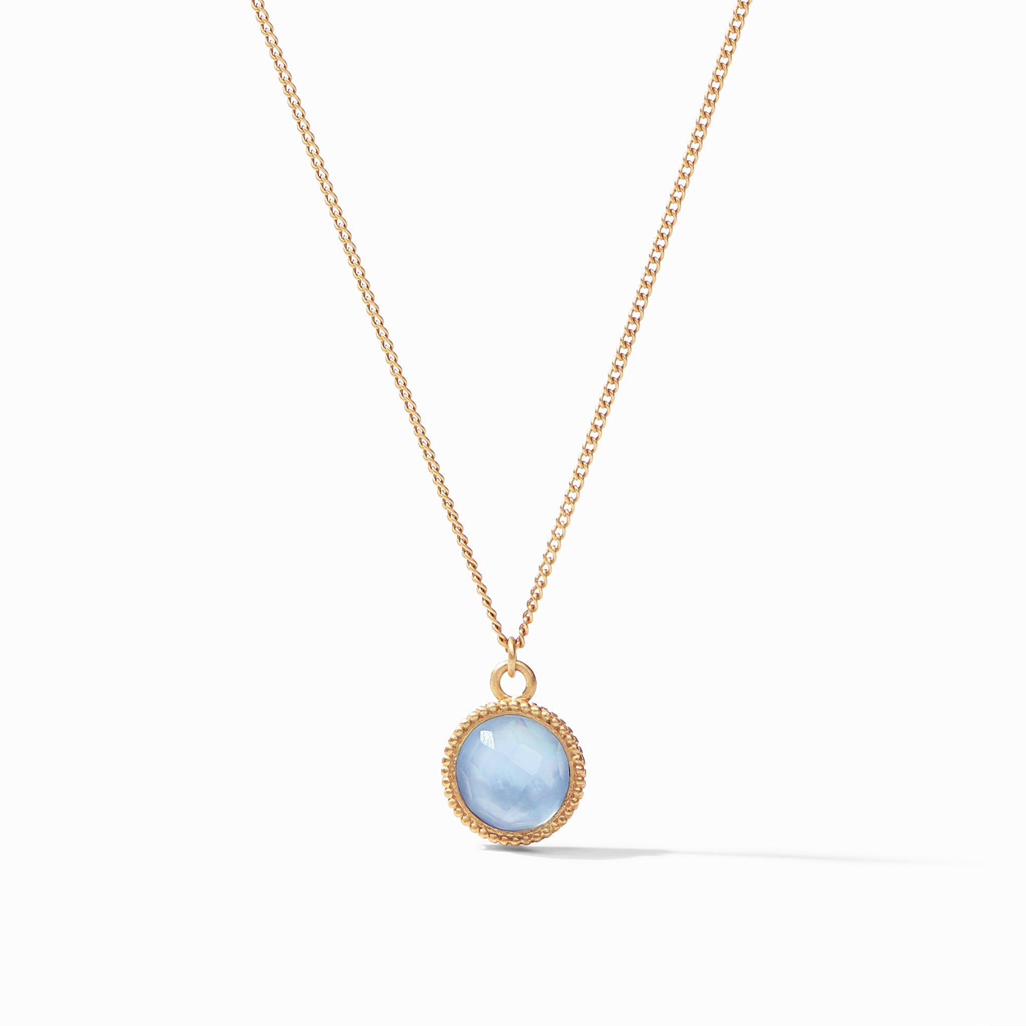 Iridescent Chalcedony Blue, new in chalcedony blue, X and O, into the blues, mothers day gift guide