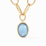 Iridescent Chalcedony Blue, new in chalcedony blue