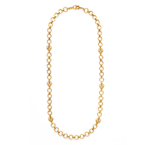 Lafayette Station Necklace