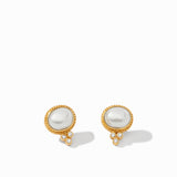 Pearl, bridal, Pearl Earrings