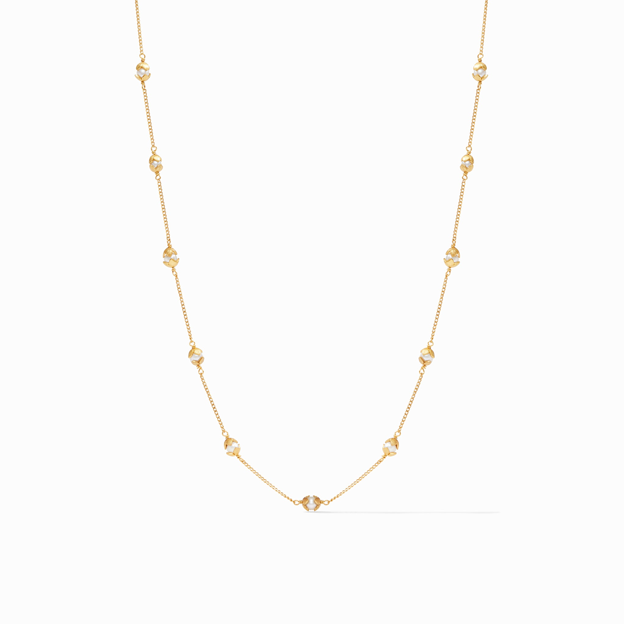 Penelope Delicate Station Necklace
