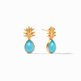 Pineapple Demi Earring