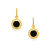 Julie Vos - Sofia Earring, Black Onyx