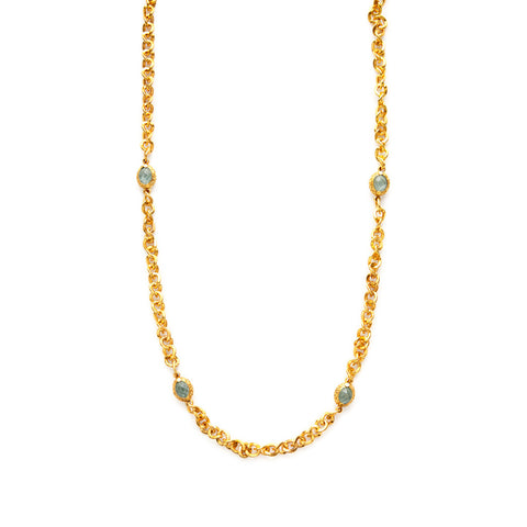 Savannah Station Necklace
