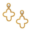 Julie Vos - Siena Statement Earring, Pearl