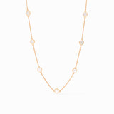 Valencia Delicate Station Necklace
