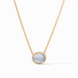 Iridescent Chalcedony Blue, Back in Stock, necklace favorites, gift guide 2020, the finer things
