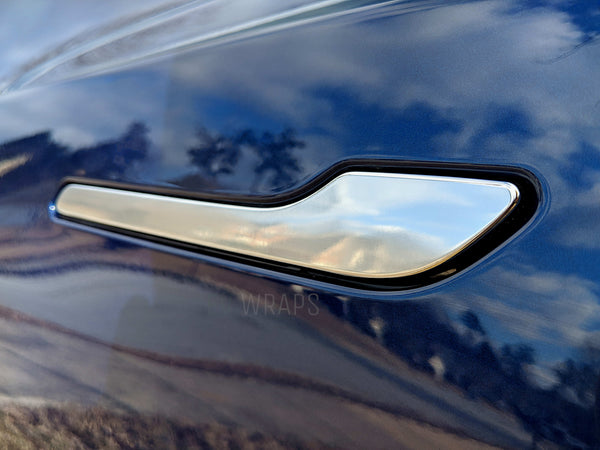 Model 3 Door Handle Protector - Clear