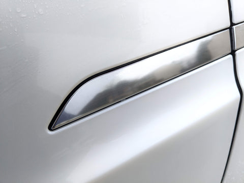 Model X Door Handle Protector - Clear