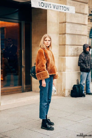 6 Reasons why rust & denim just works.