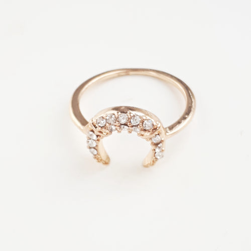 Universe Ring. [Gold]