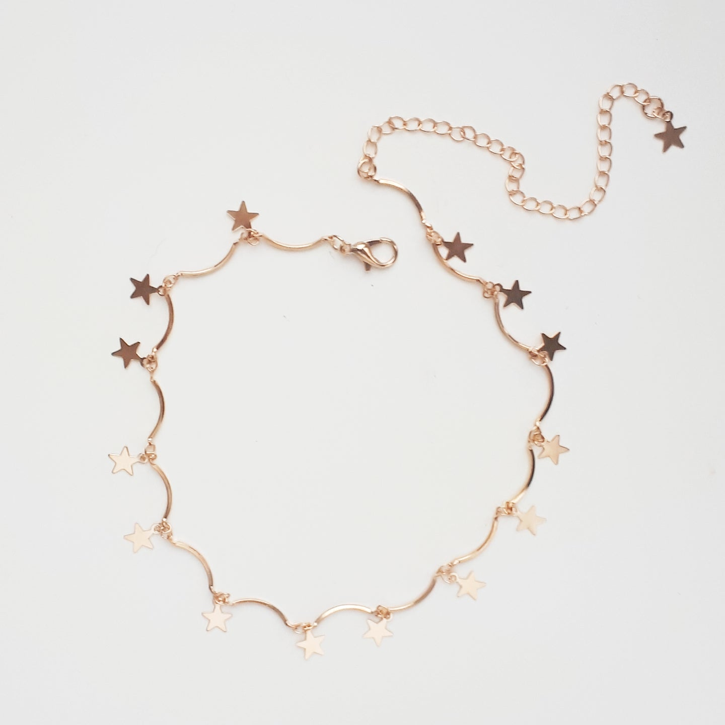 Dream Waves Necklace [Gold]