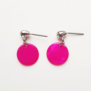 Diamonte Disk [Pink]