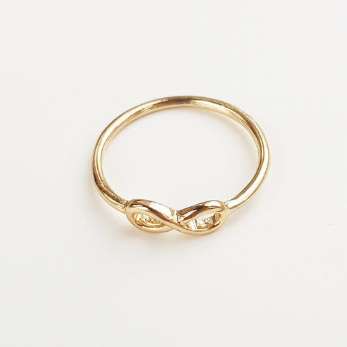 Infinity Ring [Gold]