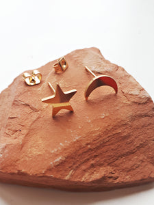 Starry Night Earring. [Gold]