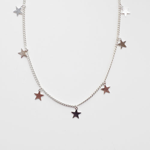 Sweet Dream Necklace [Silver]