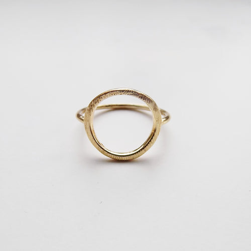 Karma Ring. [Gold]