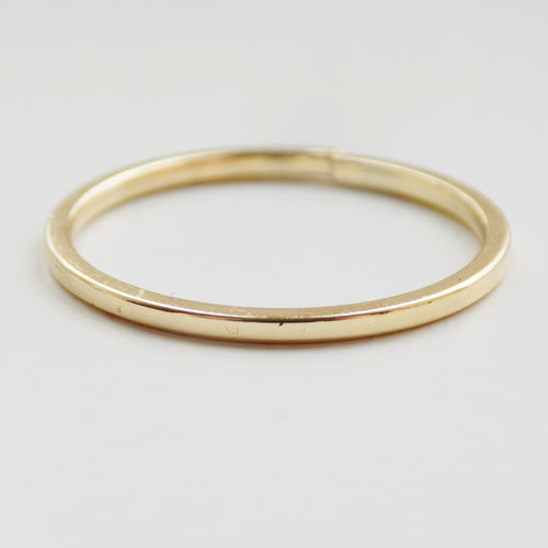 Stackable Ring. [Gold]