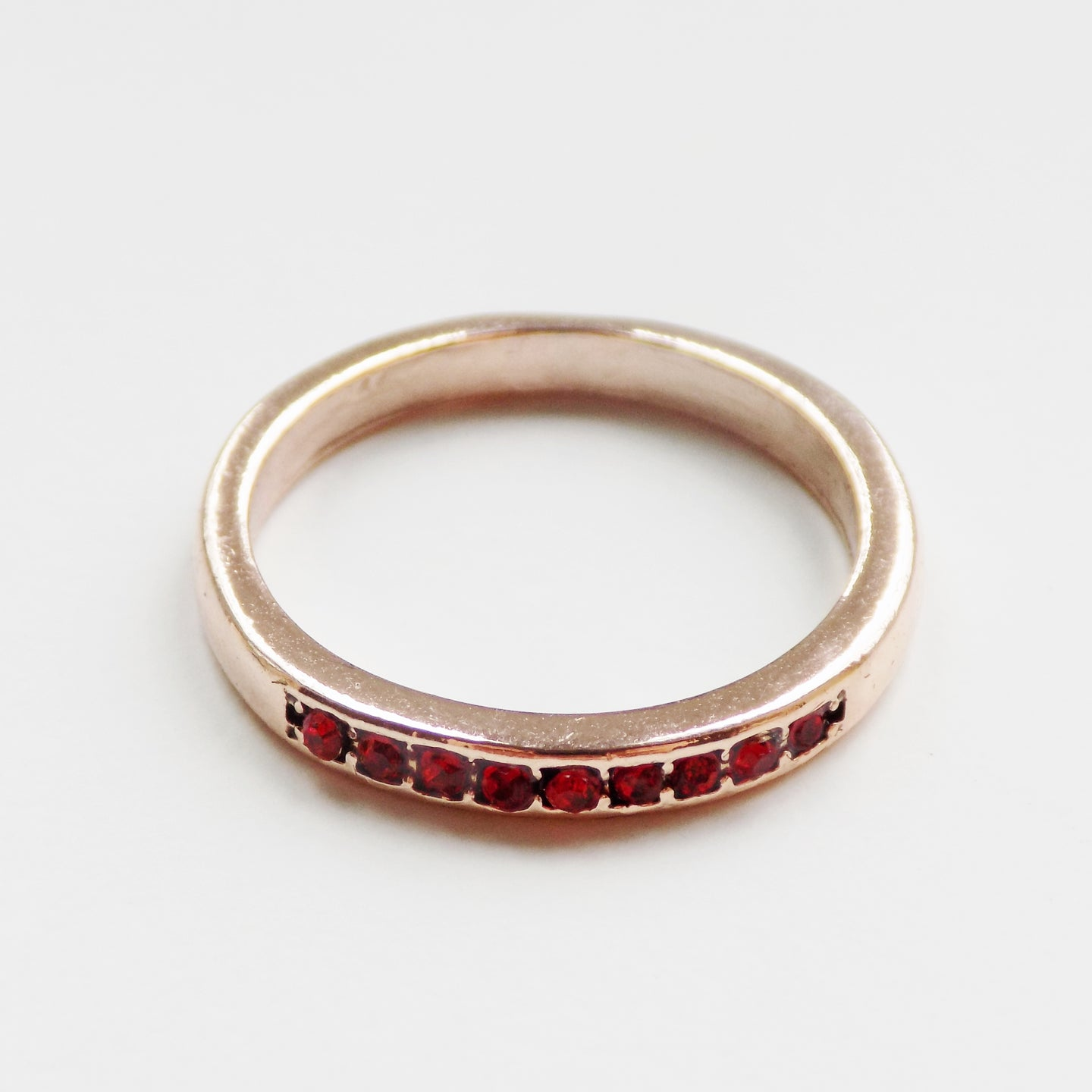Ruby Ring. [Gold]