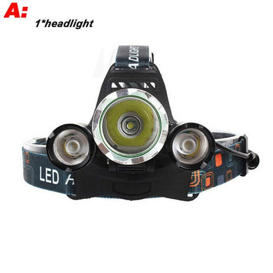 XML T-6 Torch 10000 Lumens head support