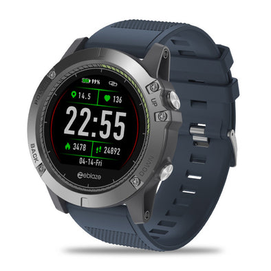 [In Stock] Tactical Smart Watch EVO Blue
