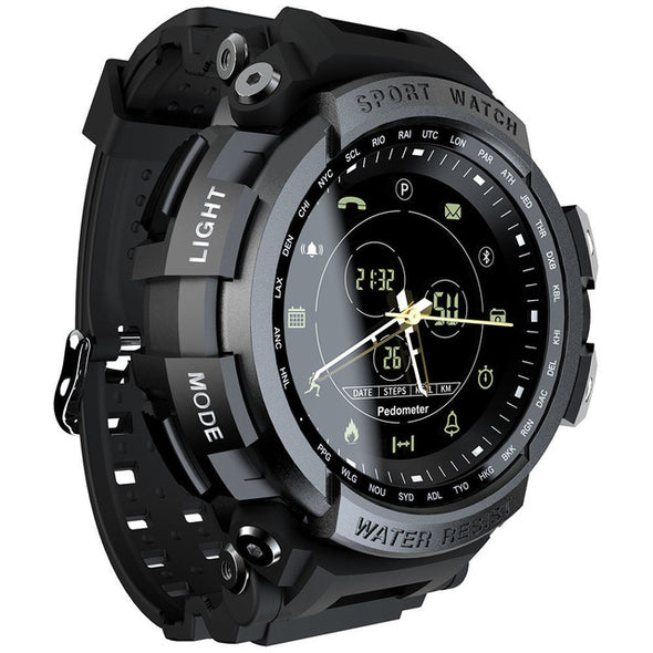 TAKTISCHE SMART WATCH V7 T-shock Black