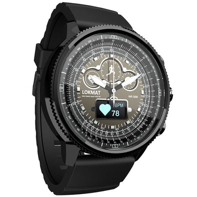TACTICAL SMART WATCH V11 Black