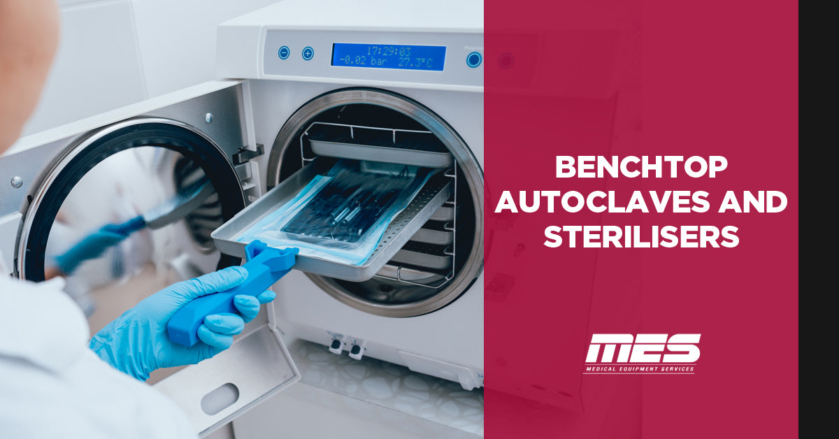 Benchtop Autoclaves and Sterilisers