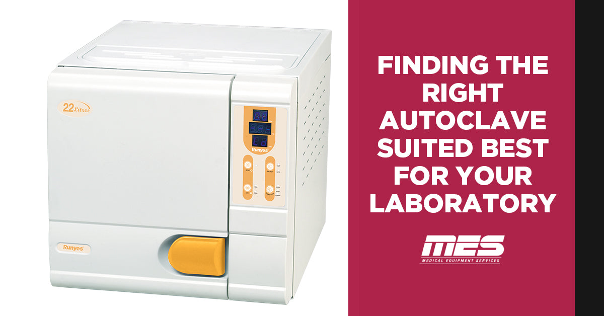 Finding the Right Autoclave Suited Best for Your Laboratory