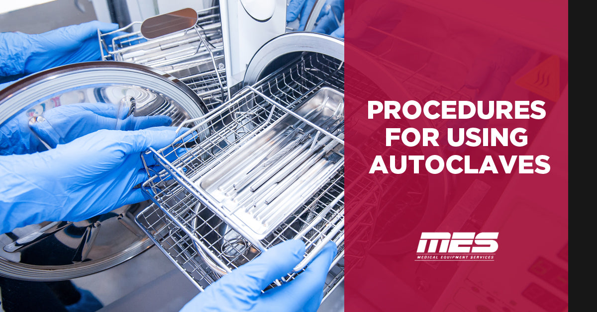 Procedures for Using Autoclaves