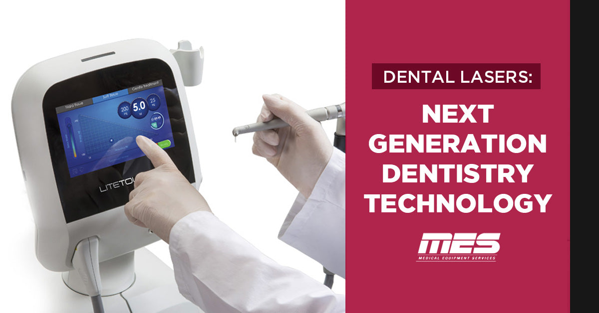 Dental Lasers: Next Generation Dentistry Technology