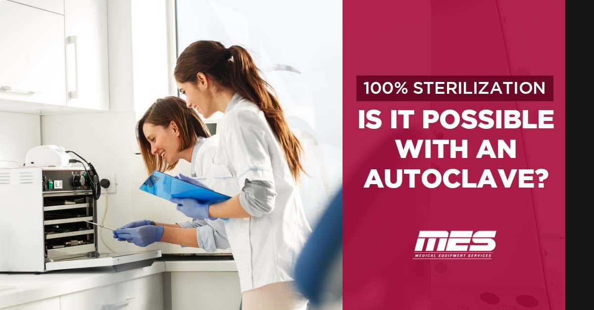 Is It Possible To Achieve 100% Sterilisation With An Autoclave?