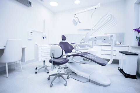 Brief History Dental Chairs