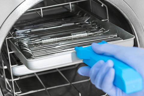 Difference Between Sanitising, Disinfecting Sterilising