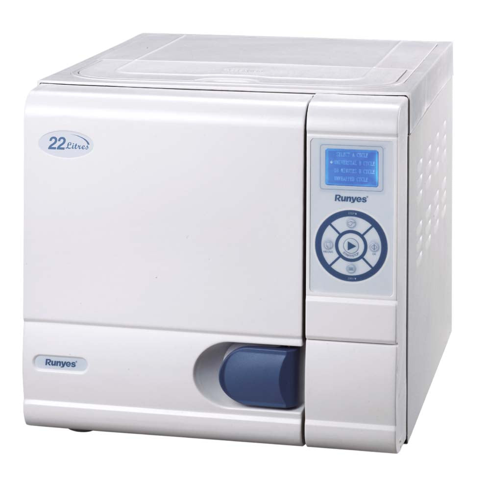 Runyes 23L B & S Class Autoclave