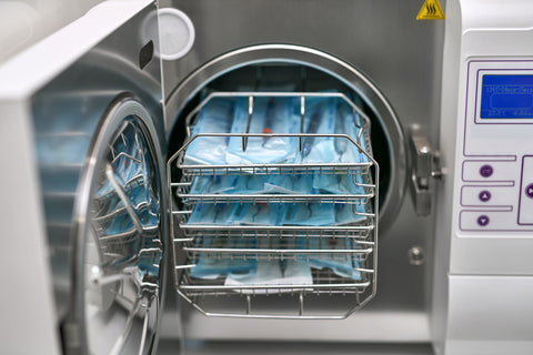 What Type Water Used In An Autoclave