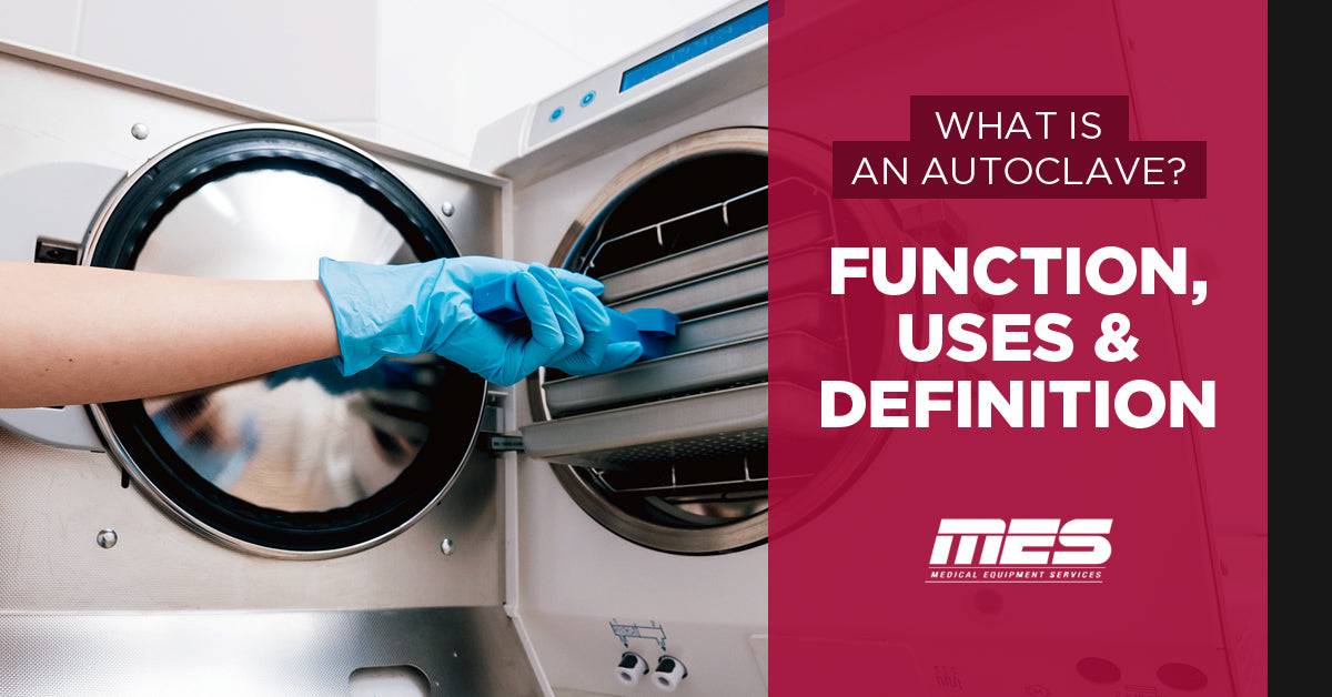What is an autoclave and what does it do?