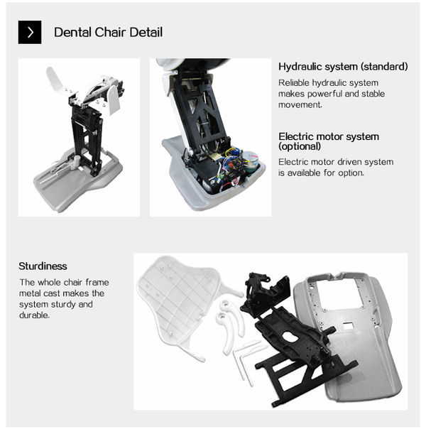 AJ16 Dental Chair
