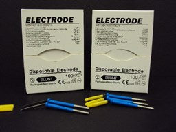 MES Electrode Blunts None-sterile