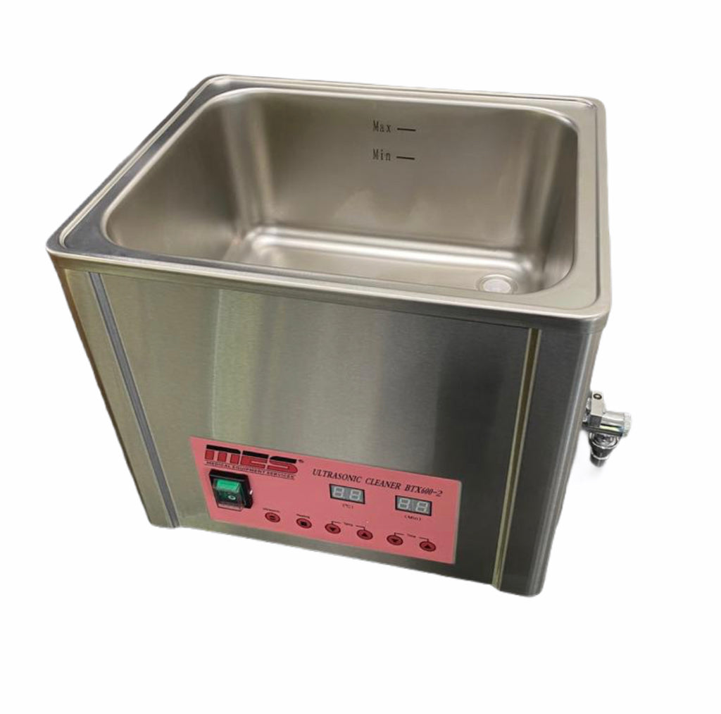 MES 10L Ultrasonic Cleaner