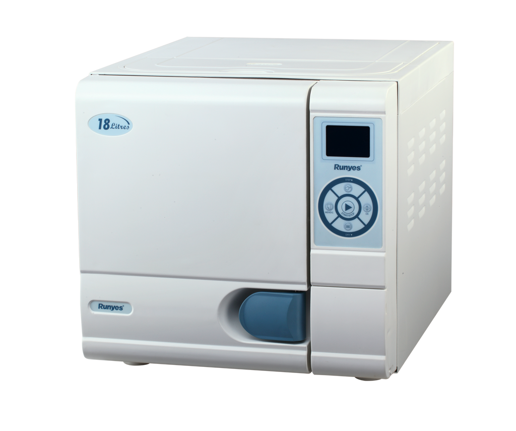 Runyes 18L B & S Class Autoclave
