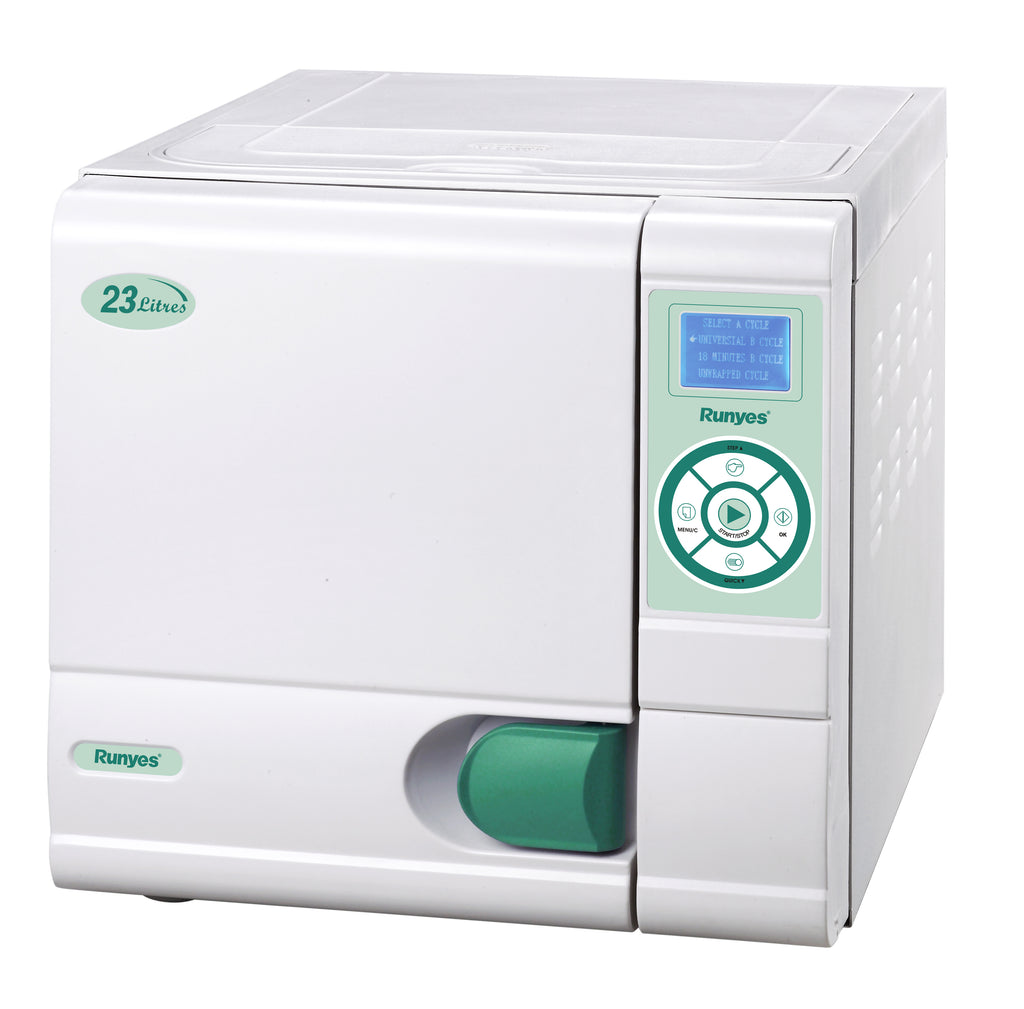 Runyes 23L S Class Autoclave
