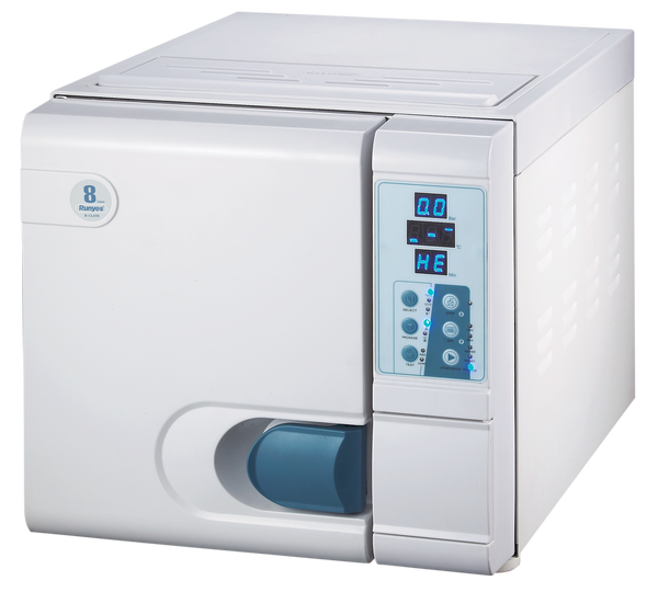 Runyes 8L B&S Class Autoclave